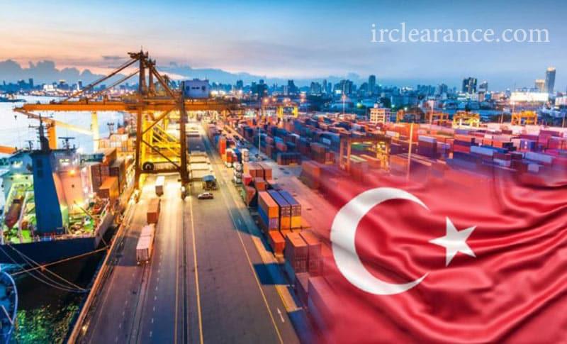 بهترین کالاها برای واردات از ترکیه چه می باشند؟