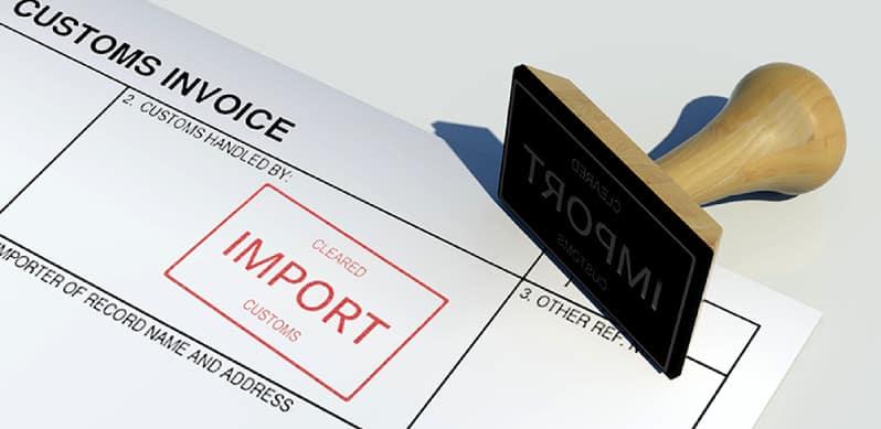 اسناد و مدارک مورد نیاز جهت ترخیص کالا